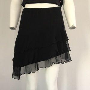 Betsey Johnson Layered Skirt